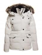 71029 белый  Куртка женская S- 2XL по 5
