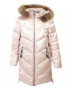 92050#3 пудра Куртка дев 134-170 по 6