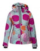 2339 бирюза Куртка женская S-XL по 4