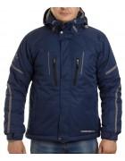 24456 dark blue Куртка мужская L-3XL по 5