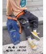 8010 Джинсы МОМ детские 16-20 по 5