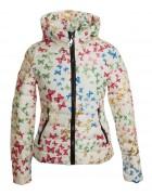 181 беж. Куртка женская M-2 XL по 4