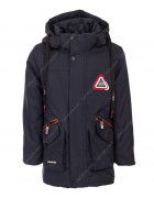 CX6808 т.син Куртка мальчик 104-128 по 5