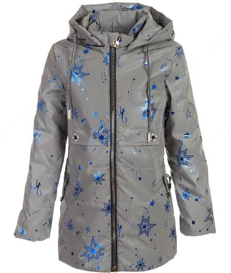 YX-2111# синий Куртка дев. 140-164 по 5