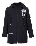 6692# черн  Куртка мальчик 134-158 по 5