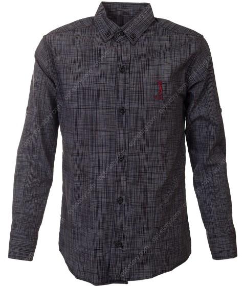 G-647 R4 Рубашка мальчик 9-15 по 7