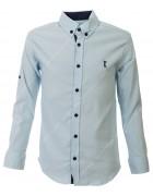 G-975 R12 гол Рубашка мальчик 9-15 по 7-8