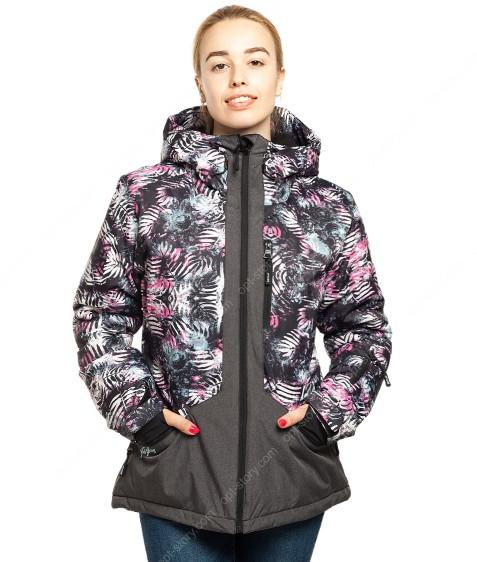 B2347 роз. Куртка женская S-XL по 4