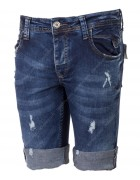 0073 Бриджи джинс мужские 29-36 по 8