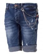 0079 Бриджи джинс мужские 29-36 по 8