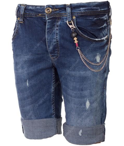 0084 Бриджи джинс мужские 29-36 по 8