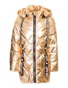 825 золото Куртка девочка 110-134 по 5