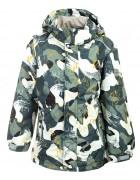B36-02 зеленый Куртка маль. 116-140 по 5