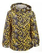 B36-03 желтый Куртка маль. 116-140 по 5