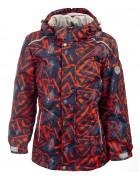 B36-03 красный Куртка маль. 116-140 по 5