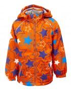 B33-011 оранж Куртка маль. 92-116 по 5