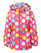 B23-015 розовый Куртка дев. 92-116 по 5