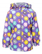 B23-015 сирень Куртка дев. 92-116 по 5