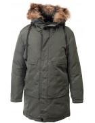 32231 олива Куртка мальчик 134-158 по 5