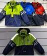 HB8273 синий Куртка мал. 4-12 по 5