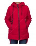 D-8907 красн Куртка женская 50-58 по 5