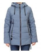 D-8907 джинс Куртка женская 50-58 по 5