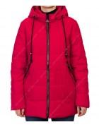 D-8982 красн Куртка женская 50-58 по 5