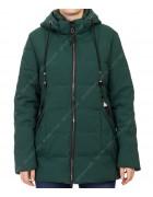 D-8982 т.зел Куртка женская 50-58 по 5