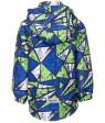 6811 зел Куртка мальчик 80-104 по 5