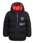 BMA-1331 черн. Куртка мальчик 98-128 по 4
