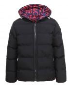 BMA-1624 черн. Куртка мальчик 134-170 по 4