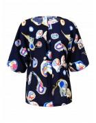 WCS-7876 Рубашка женская S-XL 48/6
