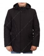 8803 черн. Куртка мужская M-3XL по 6