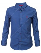 G-942 R-3 Рубашка мальчик 9-15 по 7