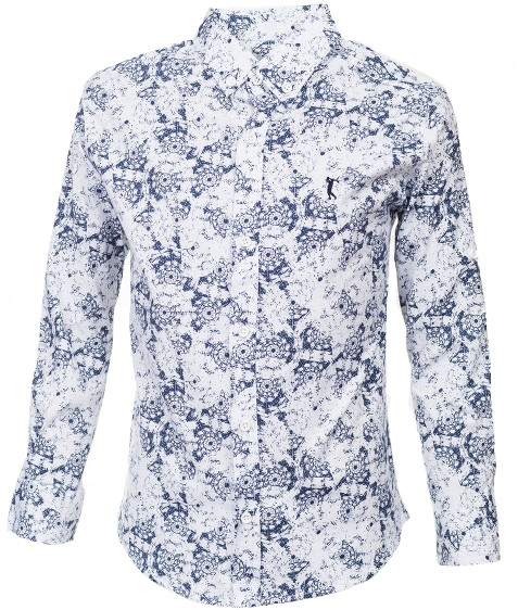 G-953 R-2 Рубашка мальчик 9-15 по 7