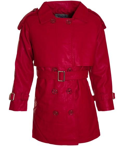 1769 красн.Куртка девочка 3-12 по 6