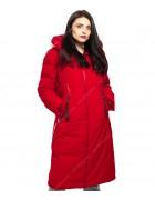 43201 красн. Куртка женская XL-6XL по 6