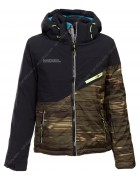 919A хаки Куртка мальчик 140-170 по 5