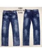 1082 Джинсы мальчик 10-18 по 5