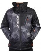 B1320 сер. Куртка мужская M-2XL по 4