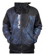 B1320 син. Куртка мужская M-2XL по 4
