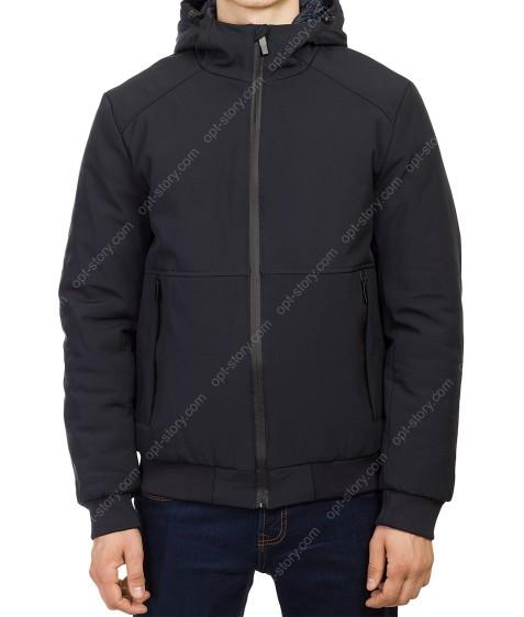 1273 т.син Куртка мужская M-3XL по 5