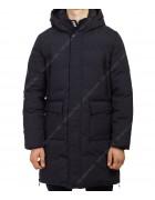 1823#1 т. син Куртка мужская M-3XL по 5