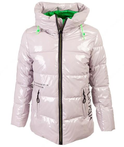 237 пудра Куртка девочка 128-152 по 5