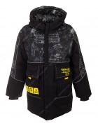 YC-2033 желтый Куртка мал двухсторонняя 170-180 по 4
