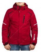 24459 red/black Куртка мужская L-3XL по 5