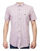 7962-16 Рубашка мужская (кор.рукав) S-2XL по 6