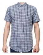 7962-18 Рубашка мужская (кор.рукав) S-2XL по 6