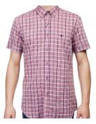 7962-2 Рубашка мужская (кор.рукав) S-2XL по 6