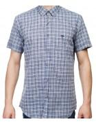 7962-7 Рубашка мужская (кор.рукав) S-2XL по 6